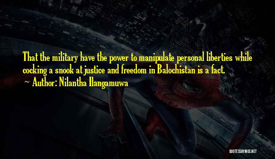 Balochistan Quotes By Nilantha Ilangamuwa
