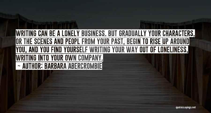 Barbara Abercrombie Quotes 951915