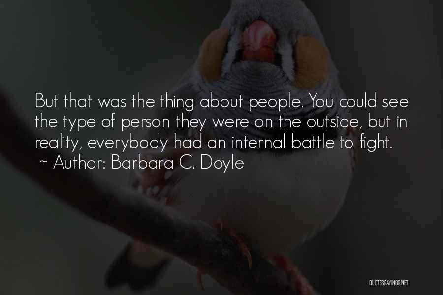 Barbara C. Doyle Quotes 1873811