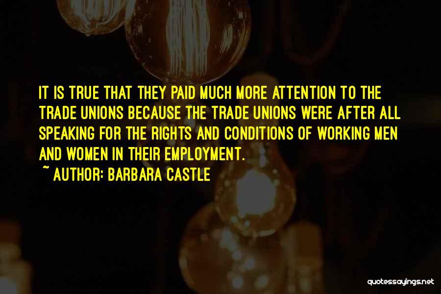 Barbara Castle Quotes 1251910