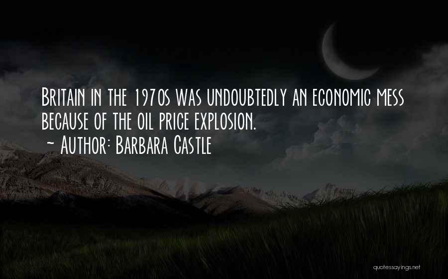 Barbara Castle Quotes 1424271