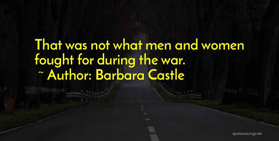 Barbara Castle Quotes 1489568
