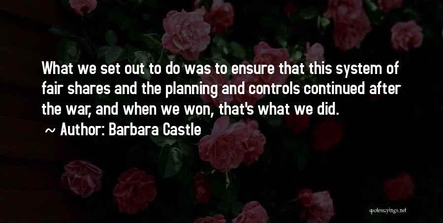 Barbara Castle Quotes 1653117