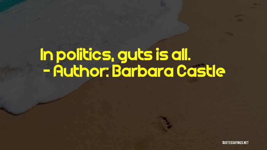 Barbara Castle Quotes 1883096