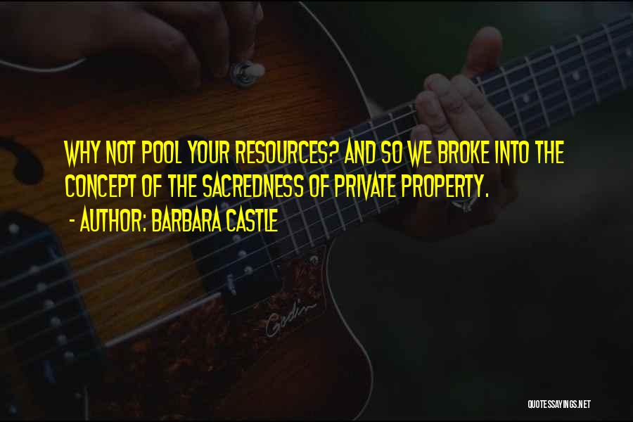 Barbara Castle Quotes 2047830