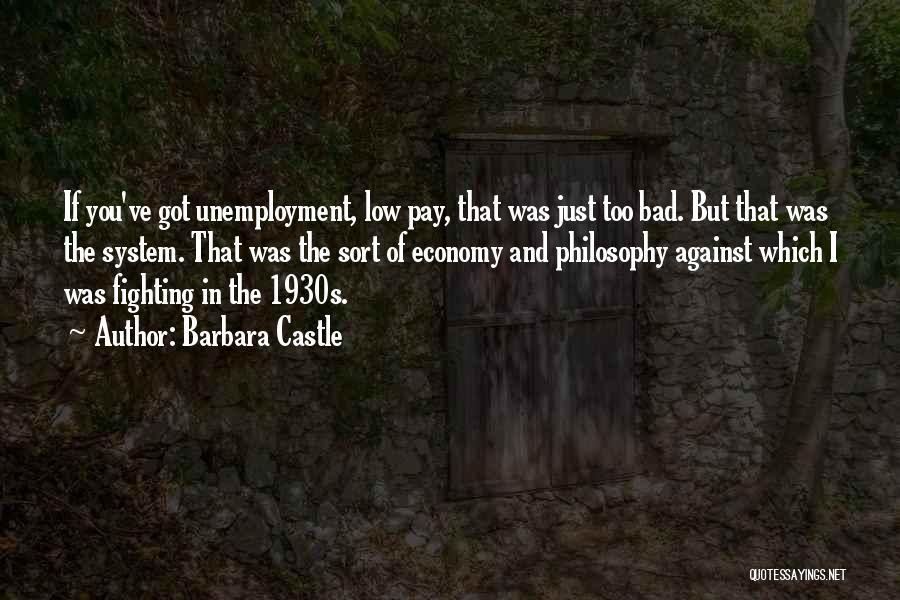 Barbara Castle Quotes 339515