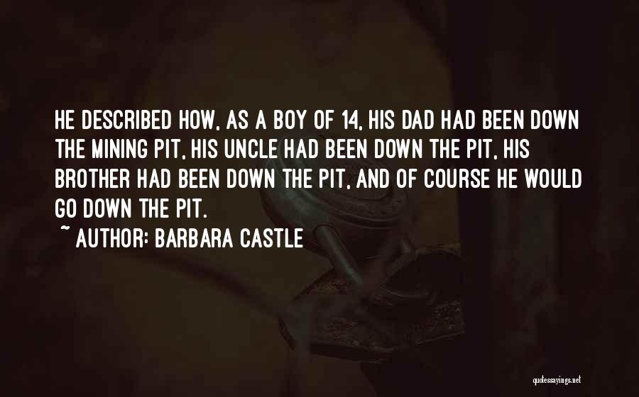 Barbara Castle Quotes 746607