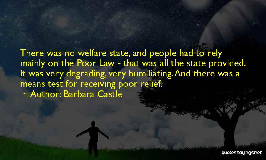 Barbara Castle Quotes 993786