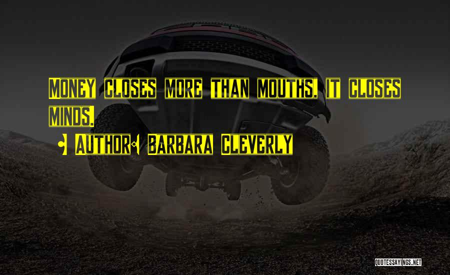 Barbara Cleverly Quotes 249904