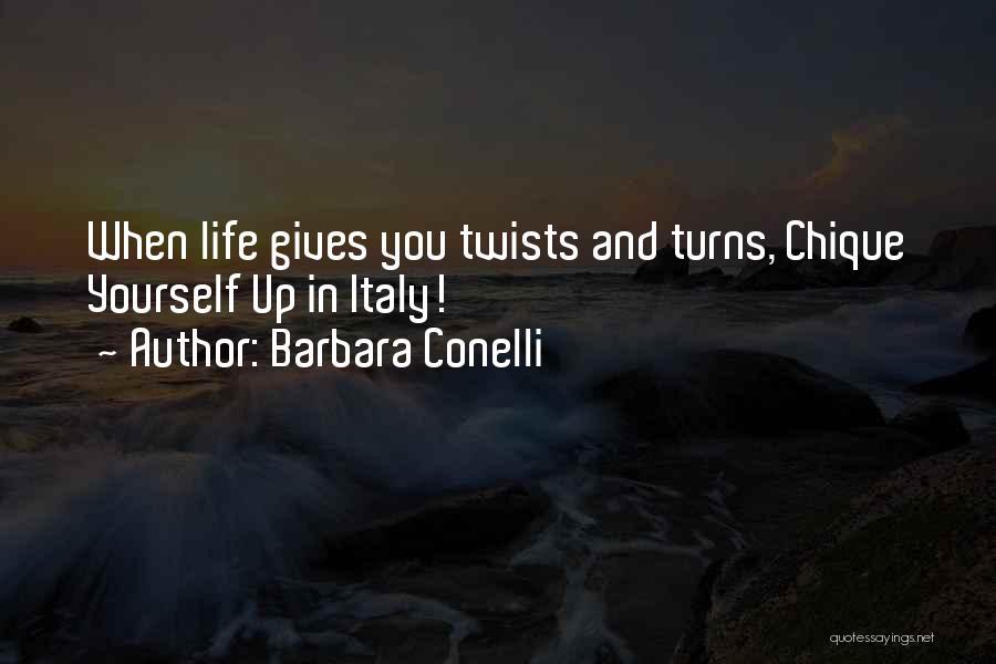 Barbara Conelli Quotes 1261081