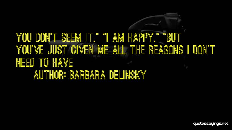 Barbara Delinsky Quotes 1135281