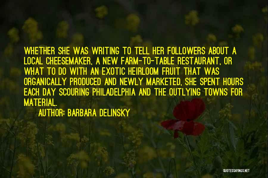 Barbara Delinsky Quotes 1369283