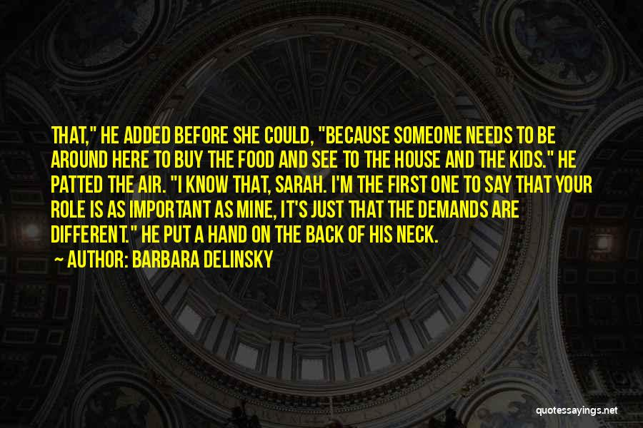 Barbara Delinsky Quotes 630655