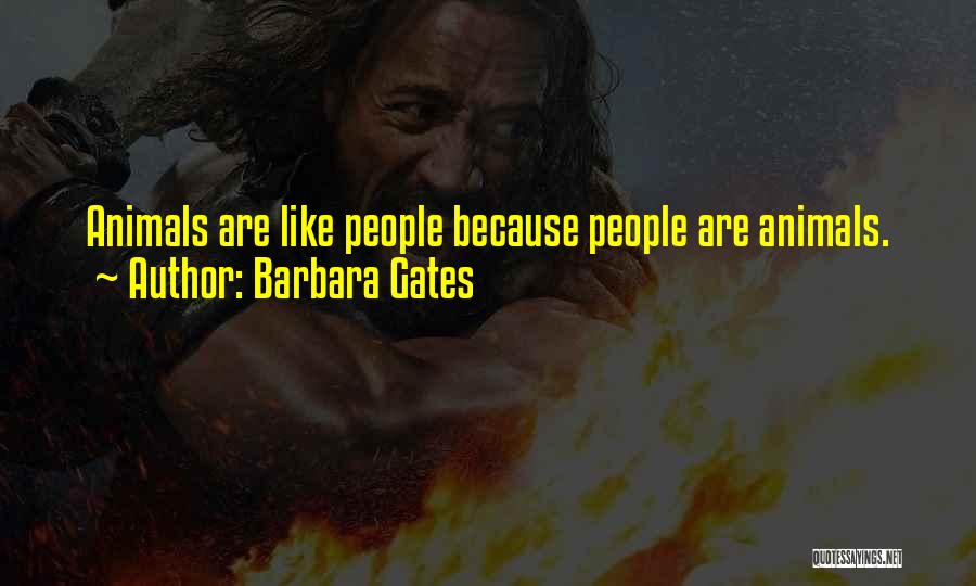 Barbara Gates Quotes 202458