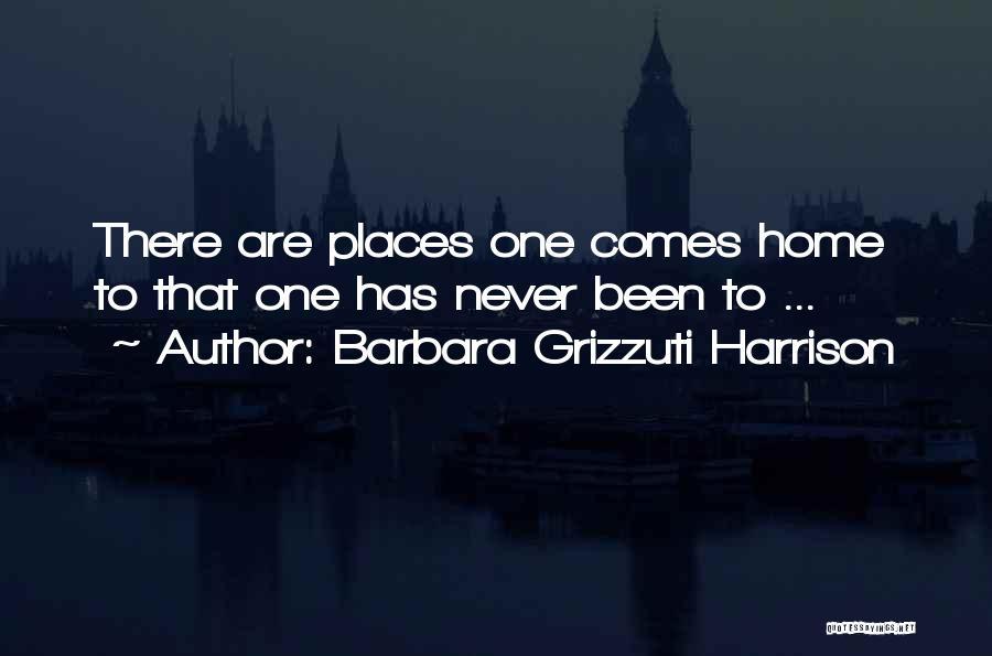 Barbara Grizzuti Harrison Quotes 1260347