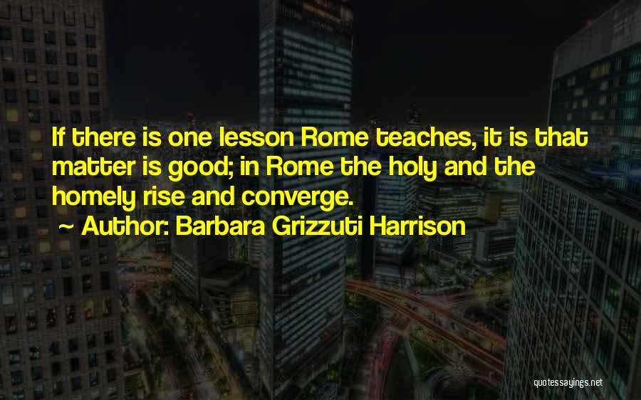 Barbara Grizzuti Harrison Quotes 1275574