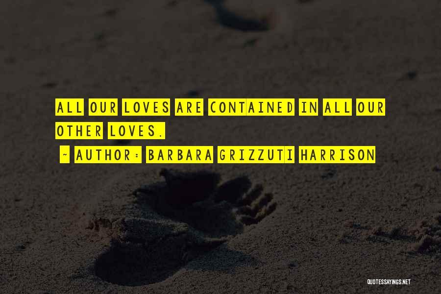 Barbara Grizzuti Harrison Quotes 1365138