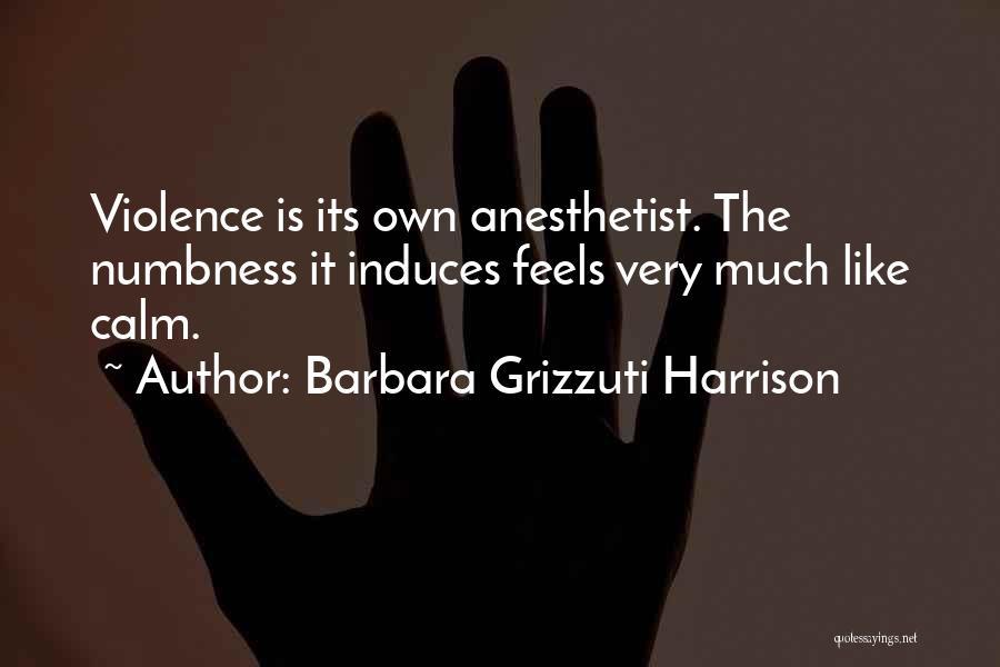 Barbara Grizzuti Harrison Quotes 1374601