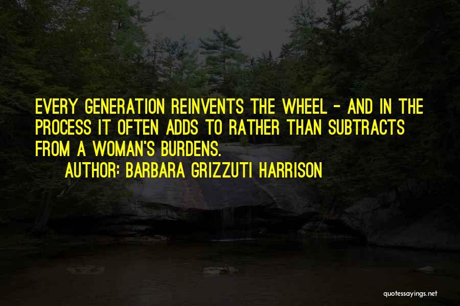 Barbara Grizzuti Harrison Quotes 1423050