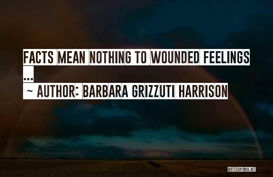 Barbara Grizzuti Harrison Quotes 1908345