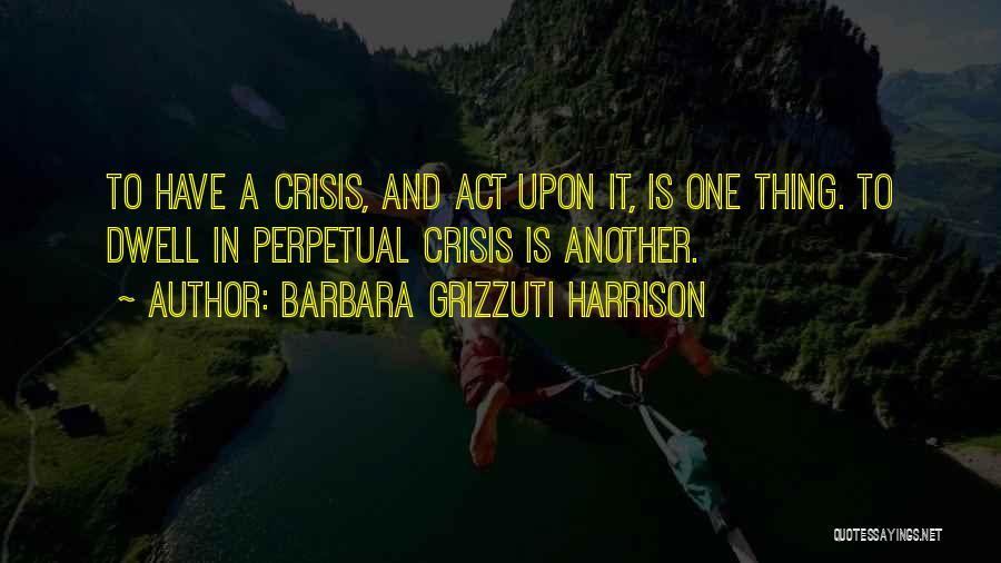 Barbara Grizzuti Harrison Quotes 430104