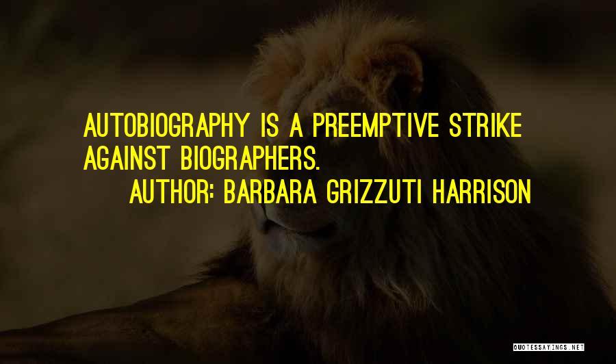 Barbara Grizzuti Harrison Quotes 503884