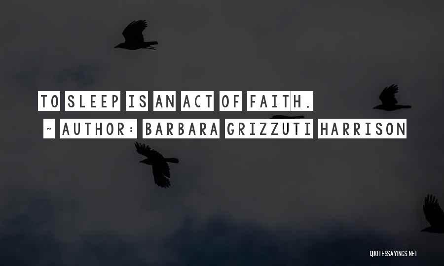 Barbara Grizzuti Harrison Quotes 629495