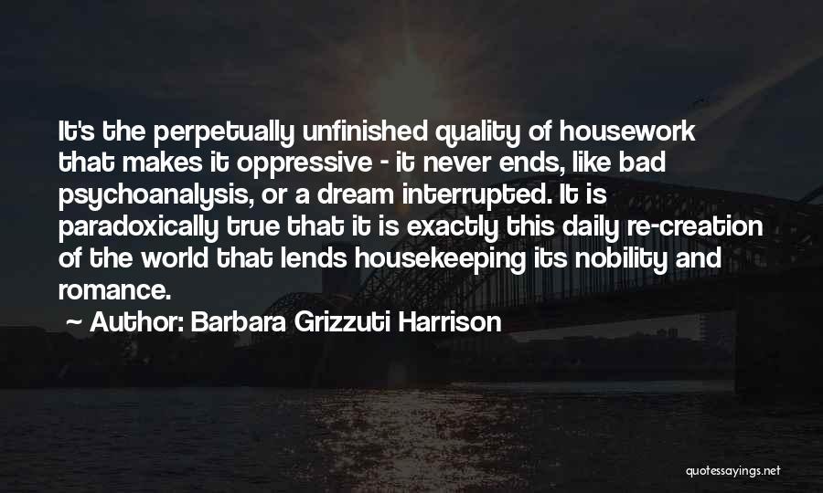 Barbara Grizzuti Harrison Quotes 839479