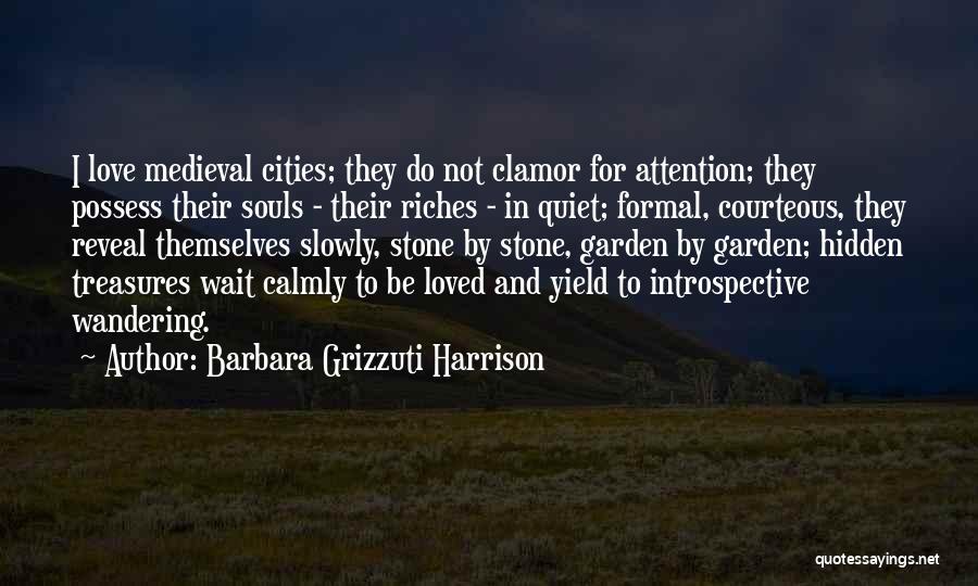 Barbara Grizzuti Harrison Quotes 929563