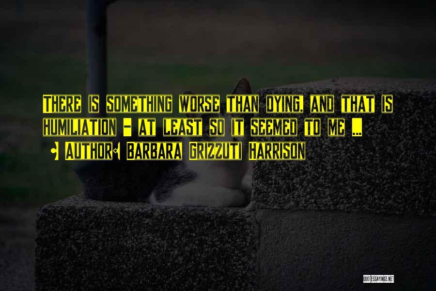 Barbara Grizzuti Harrison Quotes 930472