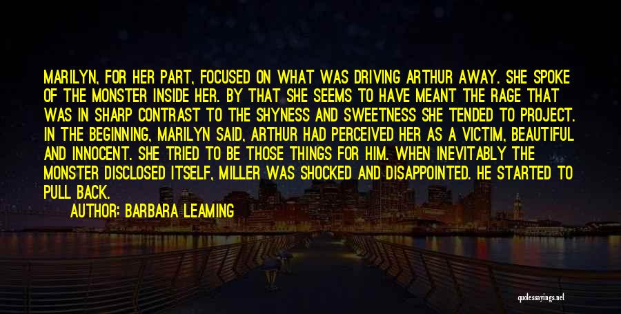 Barbara Leaming Quotes 2145650