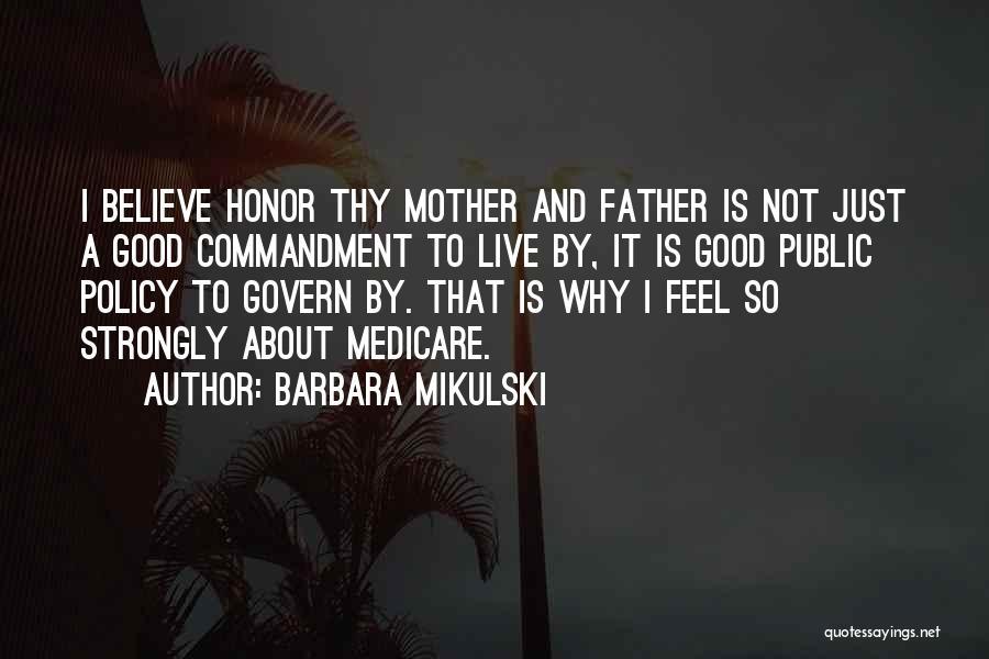 Barbara Mikulski Quotes 1272188