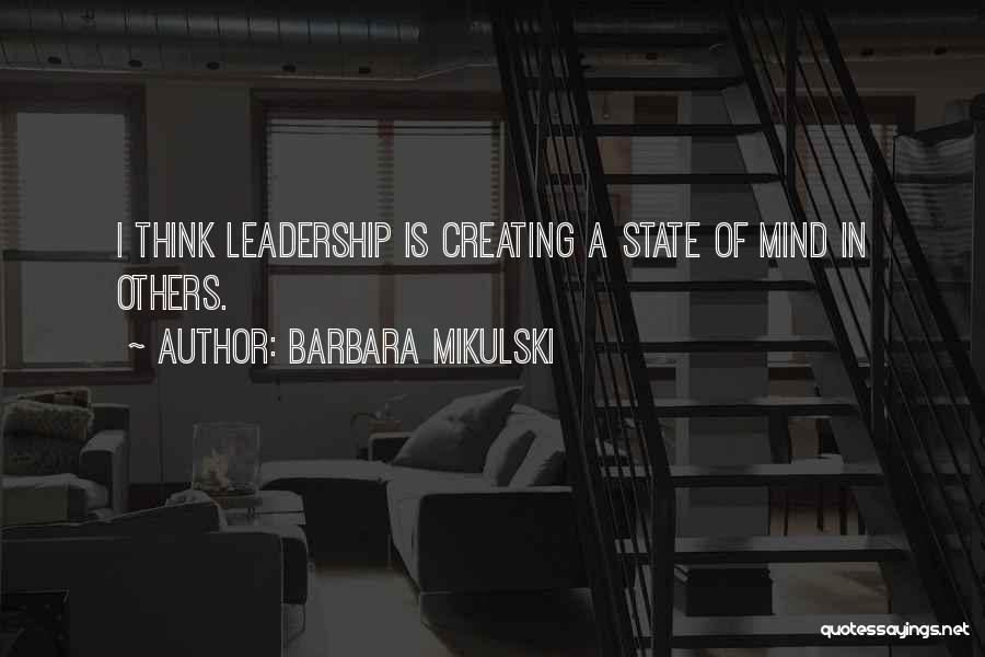 Barbara Mikulski Quotes 1273426