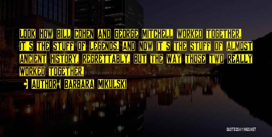 Barbara Mikulski Quotes 1310373