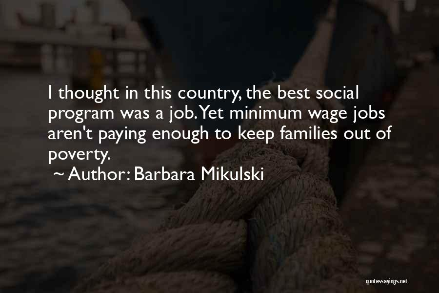 Barbara Mikulski Quotes 1591244