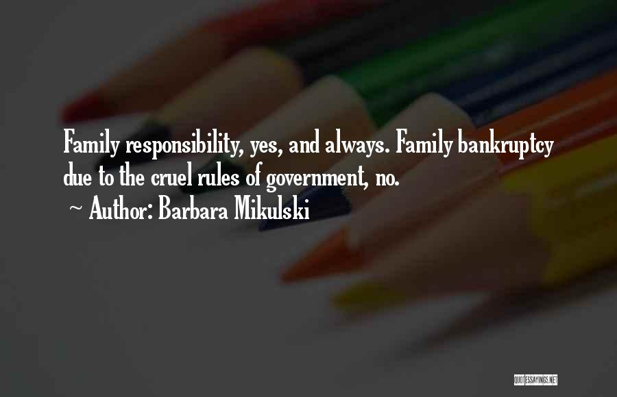 Barbara Mikulski Quotes 1643856