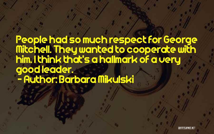 Barbara Mikulski Quotes 1746445