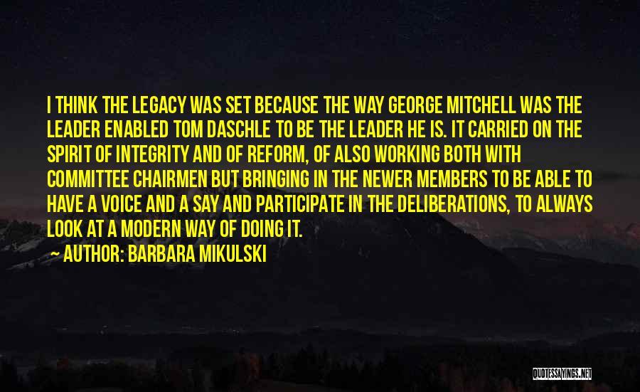 Barbara Mikulski Quotes 185639