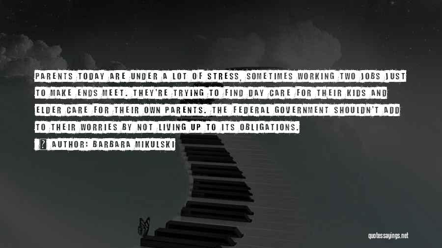Barbara Mikulski Quotes 250478