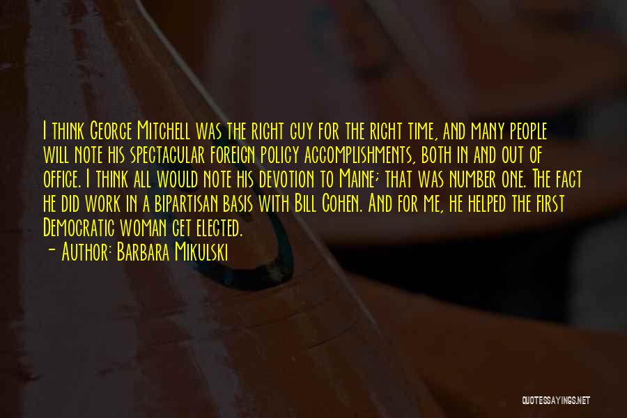 Barbara Mikulski Quotes 353093