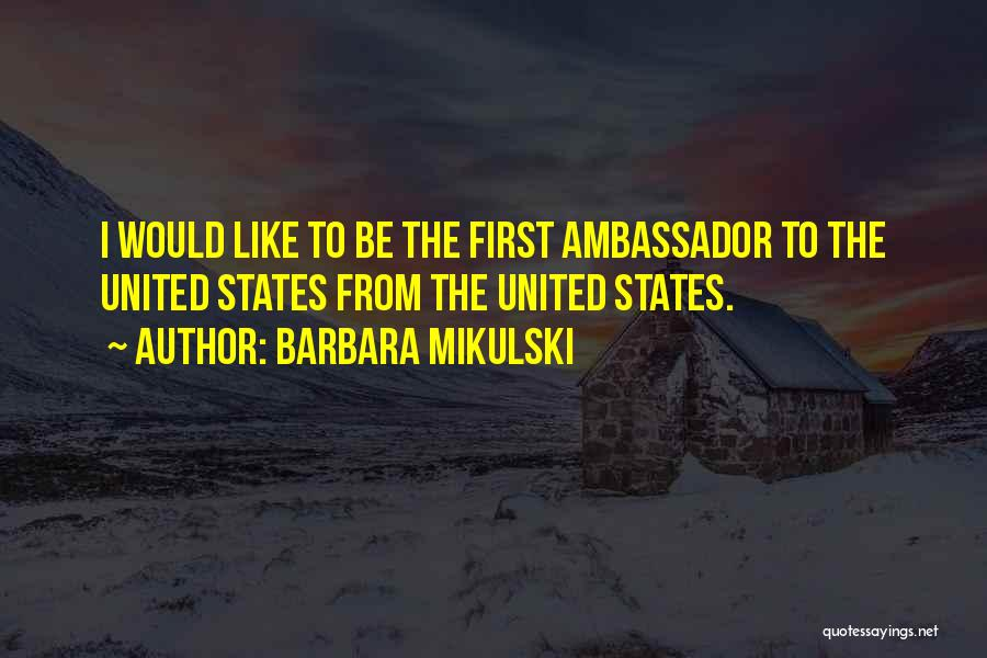 Barbara Mikulski Quotes 505137