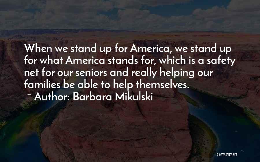 Barbara Mikulski Quotes 665888