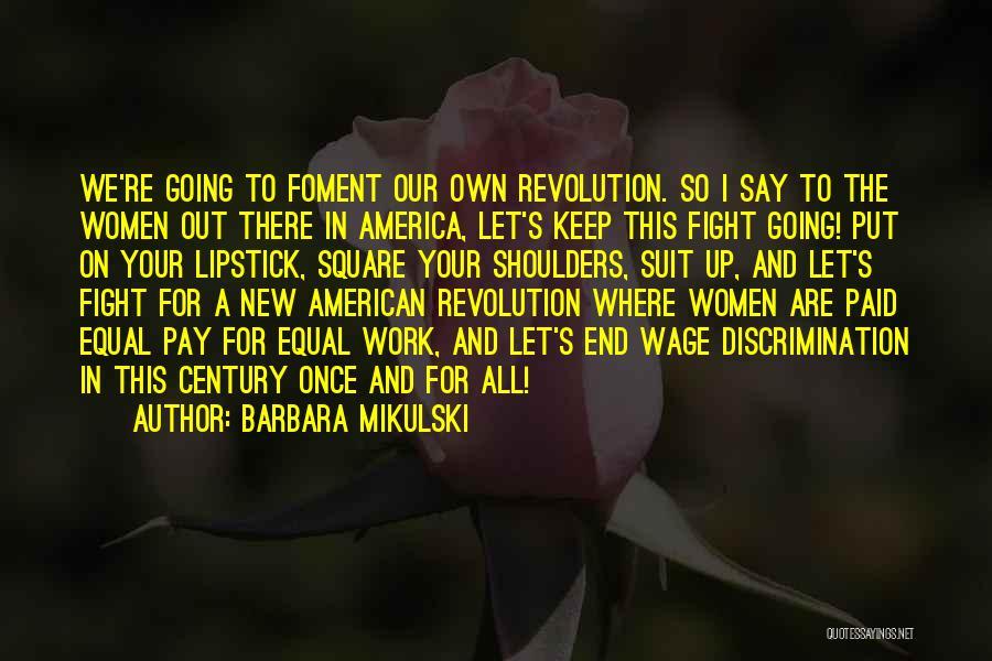 Barbara Mikulski Quotes 721463