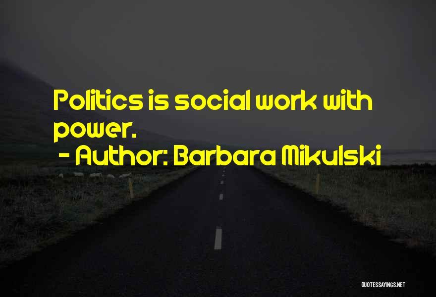 Barbara Mikulski Quotes 988955