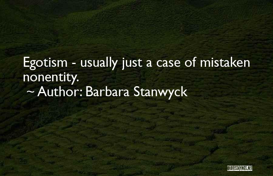 Barbara Stanwyck Quotes 1997701