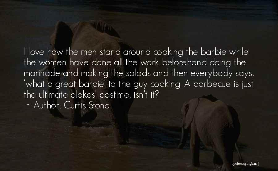 Barbie Love Quotes By Curtis Stone
