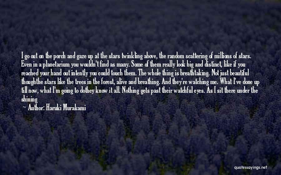 Barely Breathing Quotes By Haruki Murakami