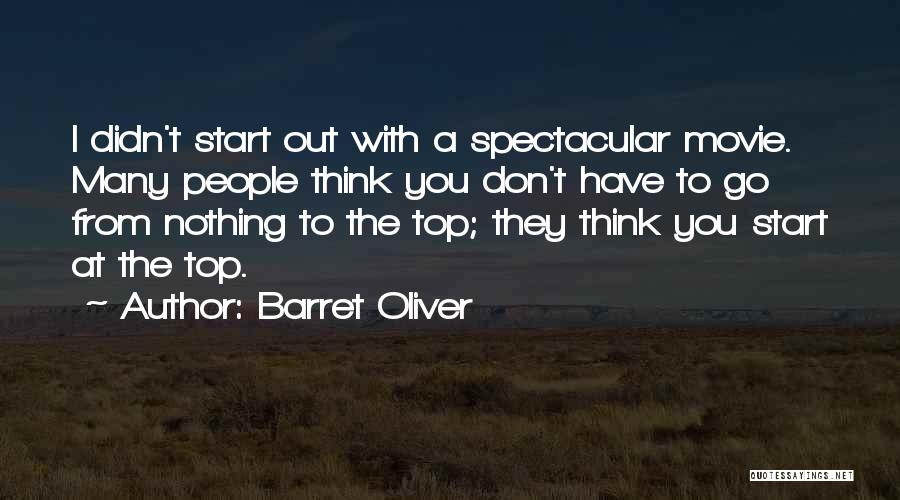 Barret Oliver Quotes 1262986