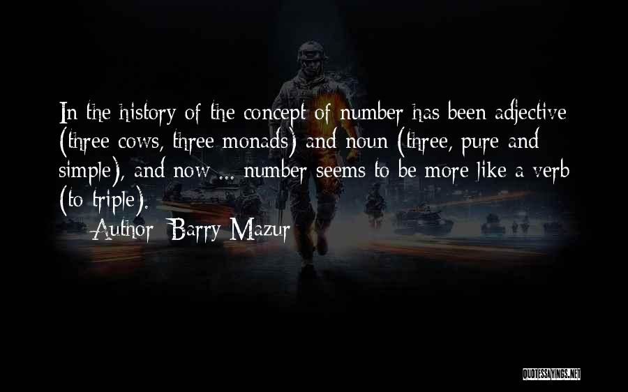 Barry Mazur Quotes 116509