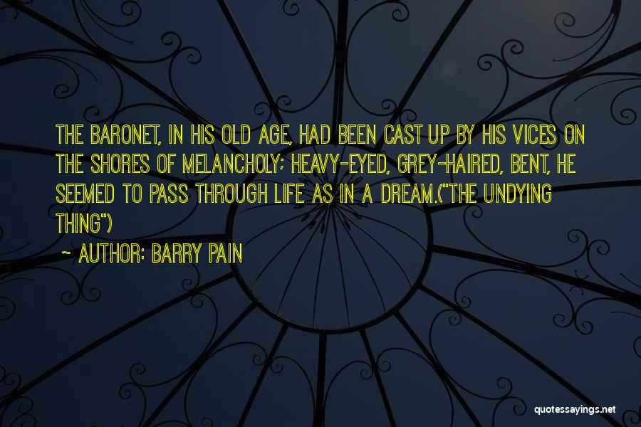 Barry Pain Quotes 1730662